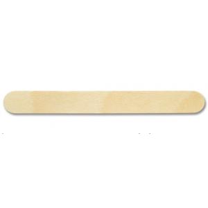 "Puritan Pur-Wraps 5.5""x.625"" Wood Junior Tongue Depressor Non-Sterile 500Packs/Box 10Boxes/Case"