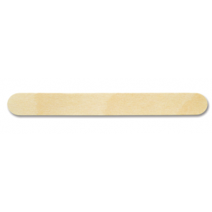 "Puritan Pur-Wraps 5.5""x.625"" Wood Junior Tongue Depressor Sterile 1/Pack 100Packs/Box 10Boxes/Case"