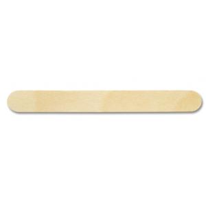 "Puritan Pur-Wraps Infant Wood 4.5""x.375"" Tongue Depressor Sterile 1/Pack 100Packs/Box 10Boxes/Case"