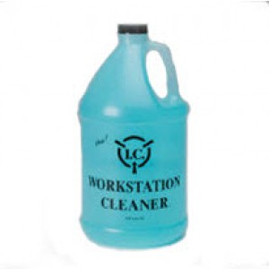 R&R Lotions Workstation Mat Cleaner - 1 Gallon. - Static Dissipative Bottle