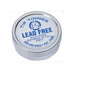 R&R Lotions - Tin Tinner - Used for Large Surface Mount Removal Tools - ESD Safe - Lead Free
