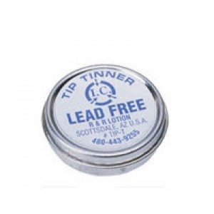 R&R Lotion  Lead Free Tip Tinner for Standard Soldering Iron Tips .5oz
