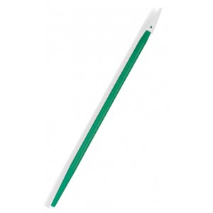 "1621-PF-ESD  PurSwab  , Non-Sterile  Foam Swab with 3.26""x0.14"" Small Tip, Polypropylene Green Static Dissipative Handle"