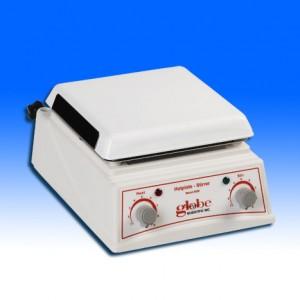 508-230 Globe Scientific GS508-230 Hotplate Stirrer 185mm x 185mm Platform 115V (VSP)