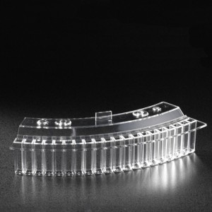 5130-24 Globe Scientific Cuvette for use with Hitachi 717 & 914 Analyzers 6/Set, 4 Sets/Unit 24/Case gs5130-24