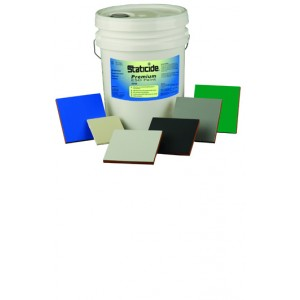ACL5700G1ACL Staticide  Premium ESD Paint  1 Gallon Color: Light Gray