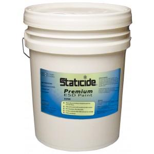 ACL Staticide Premium ESD Paint  5-Gallon Pail, Color: Blue