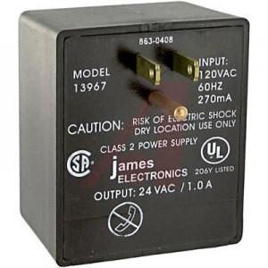 3M™ 960X/980X  Wall Transformer for 960 Air Ionizer & 980 Ionizer Air Gun AC 120V (VSP)