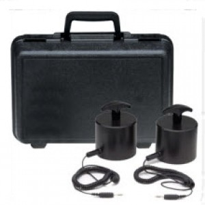 ACL391 ACL Staticide Weight Kit for ACL390 Resistivity Surface Meter, Includes (2) 5lb Probes, Cords & Carrying Case