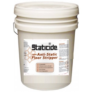 ACL4010-5 ACL Staticide Floor Stripper   5 Gallon Pail