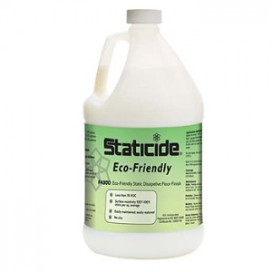 ACL4300-5 ACL Staticide ECO-Friendly ESD Floor Finish High Gloss