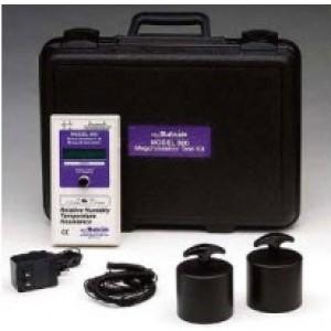 ACL800 ACL Staticide Digital Megohmmeter Surface Resistance & Resistivity Tester Kit w/ (2) 5 lb. Weight Electrodes (Farenheit)