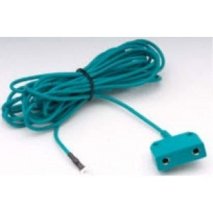 8091GN ACL Staticide Common Point Ground Cord 10mm Dual Port 10' Cord Color: Green