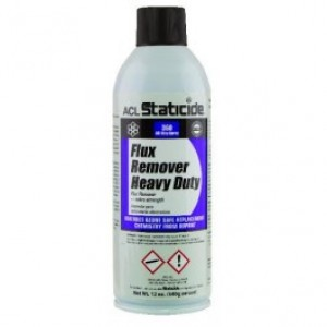 8620 ACL Staticide Flux Remover Heavy Duty 12oz. Aerosol Can 12/case