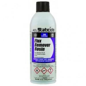 8621 ACL Staticide Flux Remover Rosin 12oz. Aerosol Can 12/case