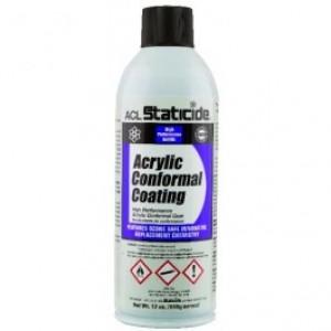 8690 ACL Staticide Acrylic Conformal Coating 12oz. Aerosol Can 12/case