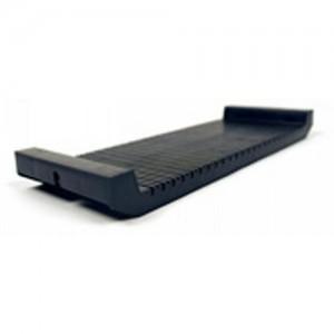 "Botron Conductive 25 Slot PCB Holder 19""x7.5""  With Handles"