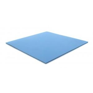 "Botron Type B+ Solid Vinyl Roll 36""x50'x.090"" Color: Blue"