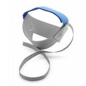 Botron Heel Strap Cup Style Blue Velcro/Gray Rubber Non-Marking Ergo-One With 2 Meg Resistor