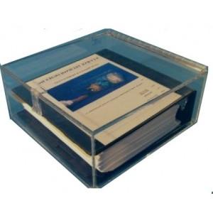 S-Curve BD-1205 PETG Cleanroom Binder Dispenser
