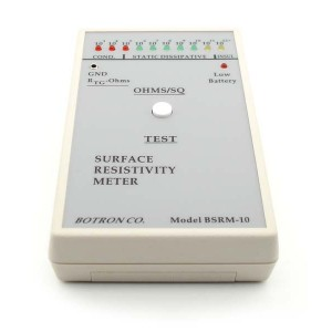 BSRM-10 Botron Surface Resistivity Meter 10-Light