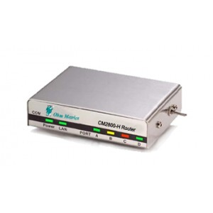 Transforming Technologies cm2800h High Speed Network Router for the CM2800