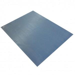 "FM34872G Transforming Technologies ESD-Safe V-Groove Roll VinylStat PVC 4'x60'x1/8"" Color: Gray"