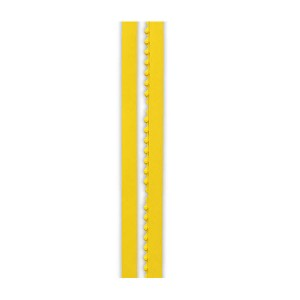 fm8RM-Transforming Technologies Side Ramp for the FM8 Tile, Male Color: Yellow