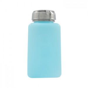 R&R Lotions - Solvent Dispenser - 8oz. - Purity Pump - ESD Safe - Blue
