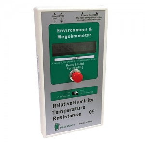 Transforming Technologies SRM500 Ohm Metrics™ Surface Resistance Test Unit Only (No Case or Accessories)