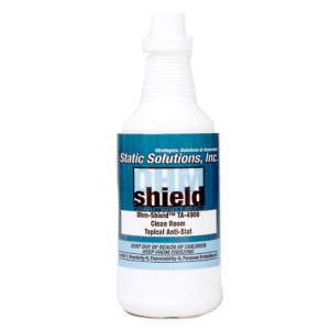 TA-4900 Static Solutions Ohm-Shield Topical Cleanroom Anti-Stat Surface and Mat Cleane