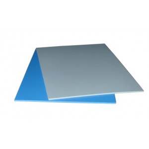 "VMC 3050G Transforming Technologies VMC3050G VinylStat C Homogeneous Vinyl Roll  30""x50'x0.093  Color: Gray"