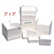 "Clean-Write Sticky Note 3""x3"" Cleanroom Color: White 100Sheets/Pad 12Pads/Pack"
