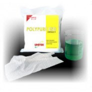 """Unitek Wipe 9""""x9"""" Cleanroom Class 100 Smooth Polycellulose, 45% Polyester/55% Cellulose Fibers Color: White 300/Pack"""