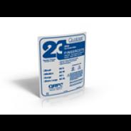 QRP Natural Latex Finger Cots Medium Low- Powder 10Gross/Bag (1440), 20Bags/Case