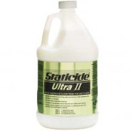 ACL Staticide Ultra II Floor Finish High Gloss Acrylic Polymer Gallon 4Gallons/Case