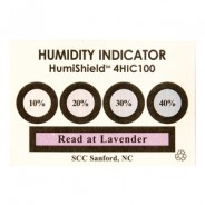4HIC100 3M™ Humidity Indicator Card10-20-30-40% 4 Spot 100/Can (VSP)