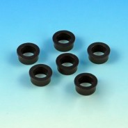 545 Globe Scientific GS545 Mini- Centrifuge Extra Tube Adapters for 0.5mL Tubes, 6 Each (VSP)