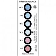3M™ 6HIC200 Humidity Indicator Card 10-60% 6 Spot 200/Can (VSP)