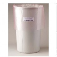 "ACL5076PK ACL Staticide Trash Can Liner 11 Gallon 34""x 24"" Pink ESD 1.5mil Polyethylene 50/Pack"