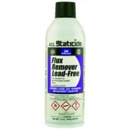 8622 ACL Staticide Flux Remover Lead-Free 12oz. Aerosol Can 12/case