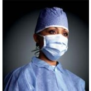 APP09000B Surgical Cap Blue