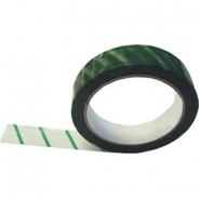"B1613GS Botron B1613GS 1""x216' Anti-Static Tape With Green Stripe 3″ Core 36/Case *Case Minimum* (VSP)"