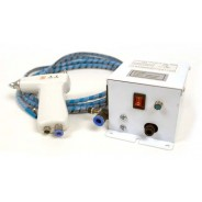 Botron Ion Gun With 8' Hose, LED Indicators & Built-In HV Power Supply