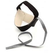 Botron Heel Strap Standard Black Hook & Loop No Resistor