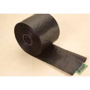 "VSP 10""x.004 Black Conductive Tubing Polyethylene 750'/Roll"