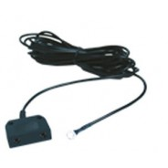 "Transforming Technologies CP2524 Low Profile 15' Common Point Ground Cord With 3/8"" Female Snap Stud 1Meg Resistor"