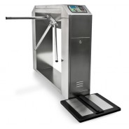 B85838 Botron Electronic Turnstile With Traffic Light Only