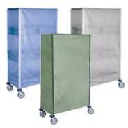 "Botron B171836C ESD-Safe Cart Cover 18""x36""x63"" Vinyl With Zip Up Seams Color Clear 2 Piece Minimum"