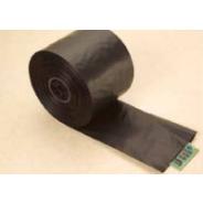 "VSP 14""x.004 Black Conductive Tubing Polyethylene 750'/Roll"